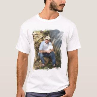 Verde 7 de Jason Camiseta