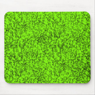 verde abstracto alfombrilla de ratón