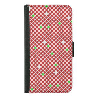 Verde blanco rojo del modelo gráfico diagonal de