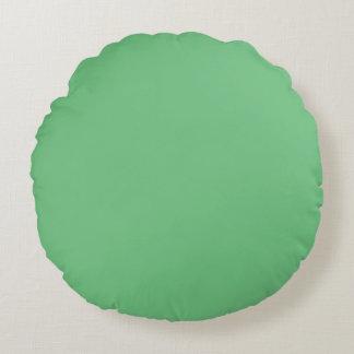 Verde Cojín Redondo