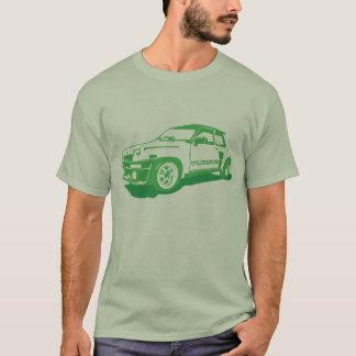 Verde de la camiseta de Renault 5 Turbo