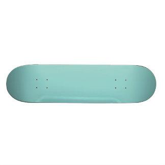 Verde de mar patin personalizado