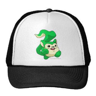 Verde de Meerca Gorras