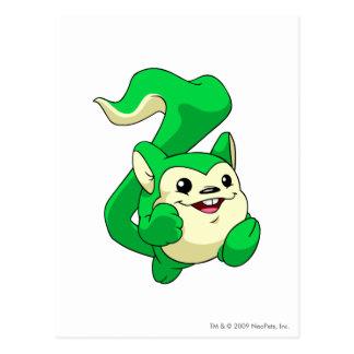 Verde de Meerca Postal