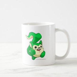 Verde de Meerca Taza Clásica