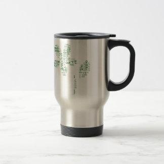 Verde de Quero del te del que de Verde Taza Térmica