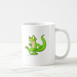 Verde de Techo Taza De Café