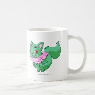 Verde de Wocky Taza De Café