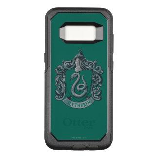 Verde del escudo de Harry Potter el | Slytherin Funda Commuter De OtterBox Para Samsung Galaxy S8