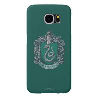 Verde del escudo de Harry Potter el | Slytherin Funda Samsung Galaxy S6