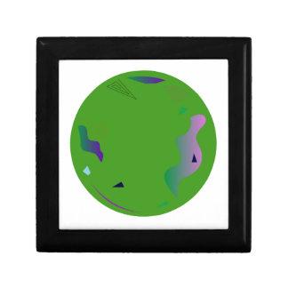 Verde del ÓPALO. Ilustraciones originales Joyero