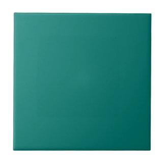 Verde del pino azulejo cuadrado pequeño