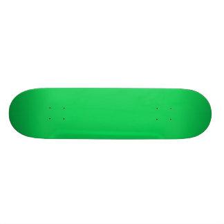~ VERDE EN COLORES PASTEL OSCURO (del color Tabla De Skate