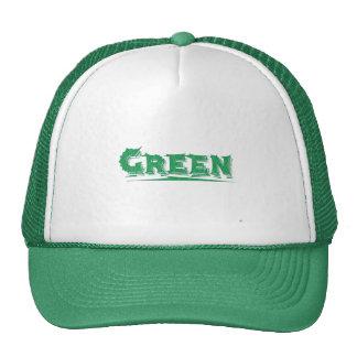 Verde Gorras De Camionero