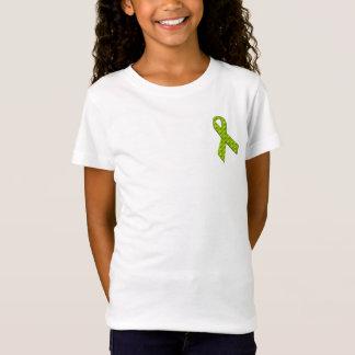 Verde lima camiseta