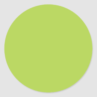 Pegatinas Color De Verde Lima Sólido