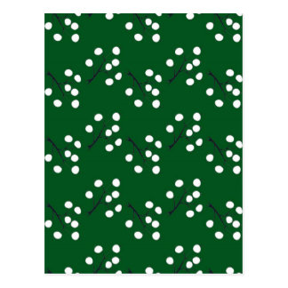 verde oriental de la baya postal