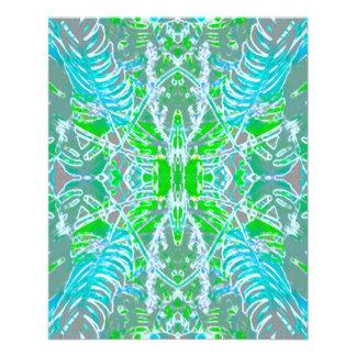 Verdes 2 primer y papel fino del modelo