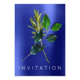 Verdor italiano de la cena del cocinero de la invitación 8,9 x 12,7 cm