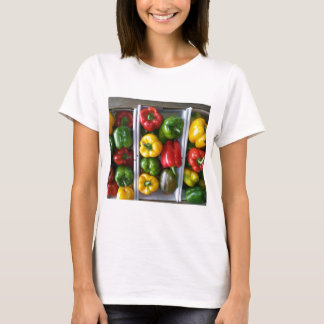 Verduras en el mercado de Amish Camiseta