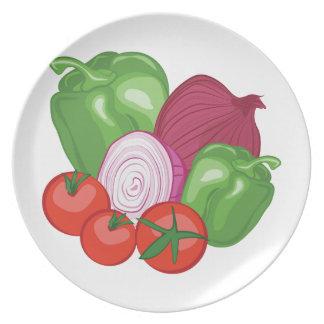 Verduras Platos