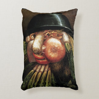 Verduras por la almohada del acento de Giuseppe