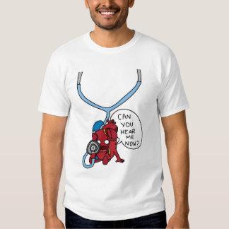 verizon del corazón camisetas
