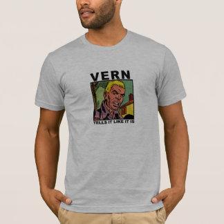 Vern lo dice que tenga gusto de él es camiseta