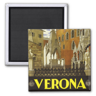 Verona Imán De Nevera