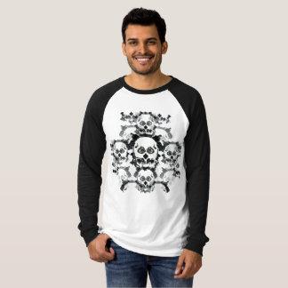 Versión 2 del modelo del cráneo de Rorshach Camiseta