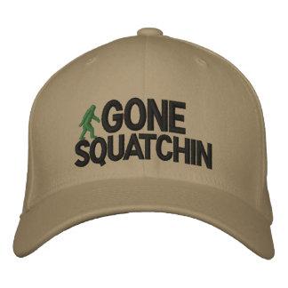 Versión de lujo ida de Squatchin Gorras De Beisbol Bordadas