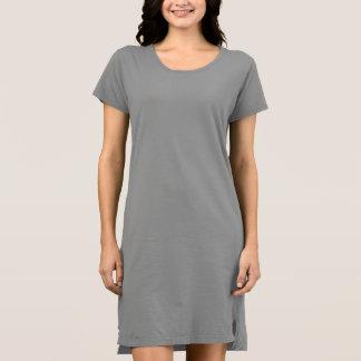 Vestido alternativo de la camiseta de la ropa de