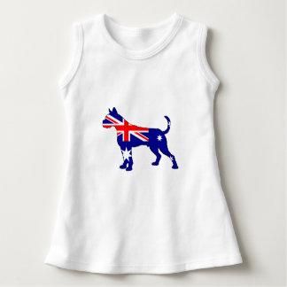 Vestido Bandera australiana - boxeador