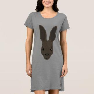 Vestido Cara del canguro