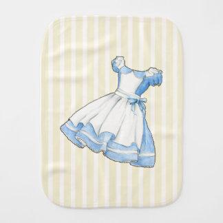 Vestido de Alicia del libro de la historia del Paño Para Bebés