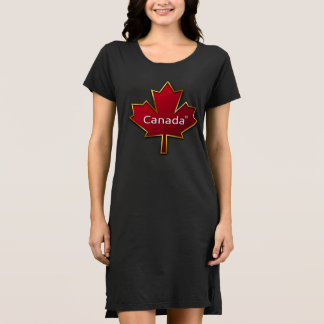 Vestido de American Apparel del día de Canadá
