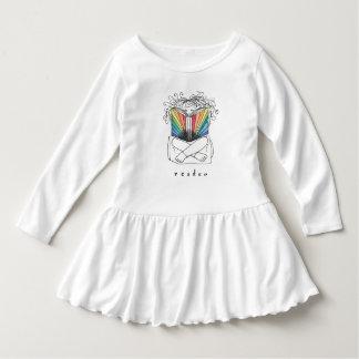 Vestido del niño del lector