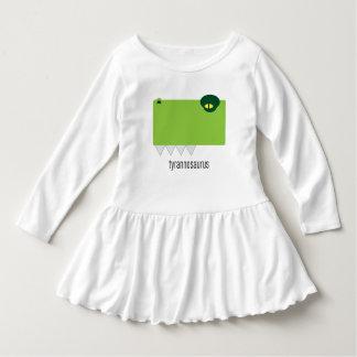 Vestido del niño del Tyrannosaurus