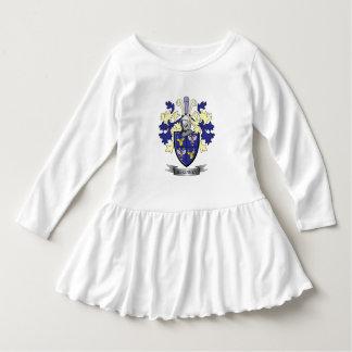 Vestido Escudo de armas del escudo de la familia de