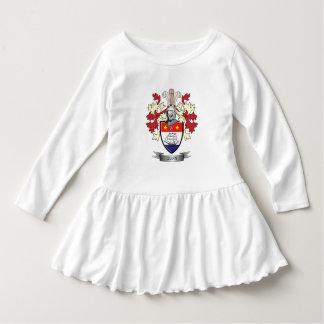 Vestido Escudo de armas del escudo de la familia de Gunn