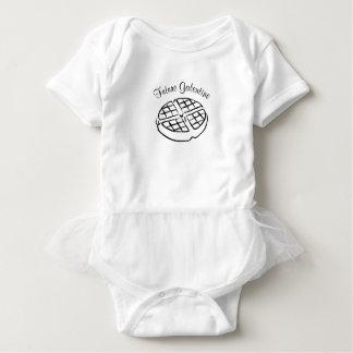 Vestido futuro del bebé de Galentine