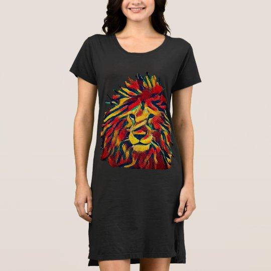 Vestido León de Rasta