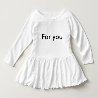 Vestido Para usted