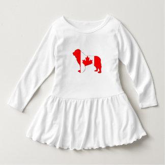 Vestido Perro de Canadá Terranova