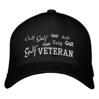 Veterano del golfo - gorra bordado gorras de béisbol bordadas