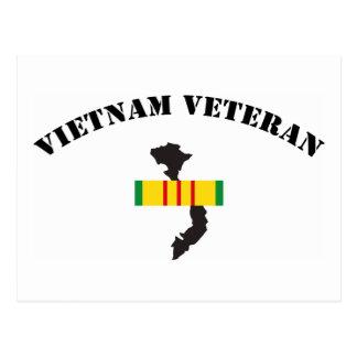 Veterinario de Vietnam Tarjetas Postales