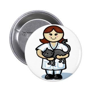 Veterinario del botón