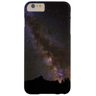 Vía láctea estrellada, California Funda Barely There iPhone 6 Plus