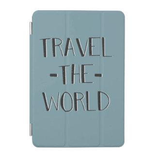 Viaja la cubierta elegante del mundo cover de iPad mini