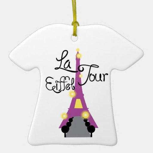 Viaje de Eiffel del La Ornamentos De Reyes Magos
